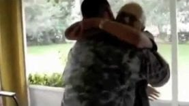 Military Homecoming Surprise –I bet you cry if you watch it all!