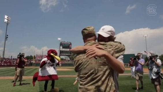 Military Homecoming Feature