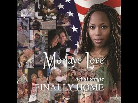 New – Military Finally Home by Monaye Love